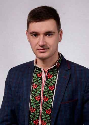 Викладач УДПУ імені Павла Тичини Ігор Опацький