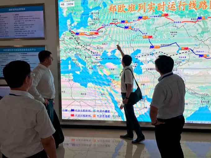 Підприємства із Золотоноші та Сміли можуть стати логістичними центрами експорту в Китай