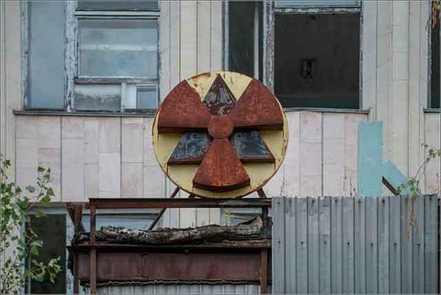 подорож до Чорнобиля