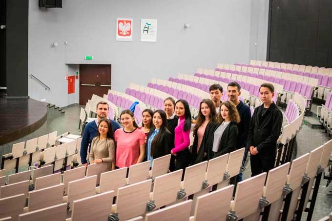 Студентки УДПУ пройшли навчання у європейському вищому навчальному закладі