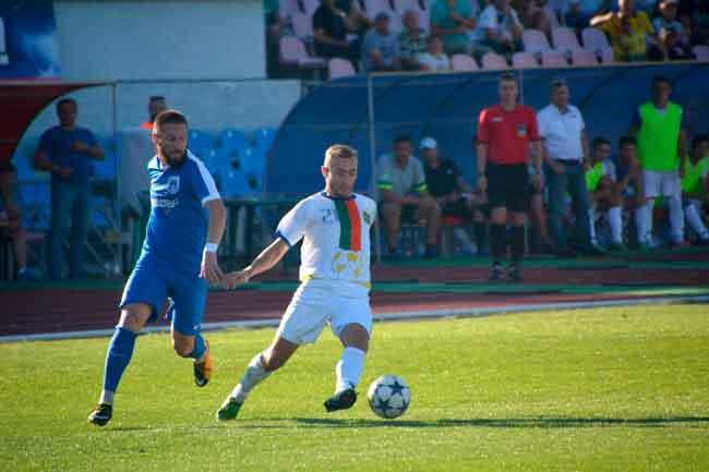 «Черкаський Дніпро» програв вдома