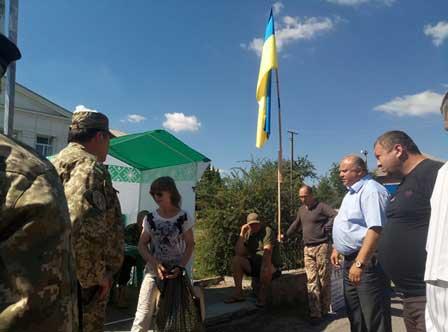 Безстрокова акція триває в місті Жашкові