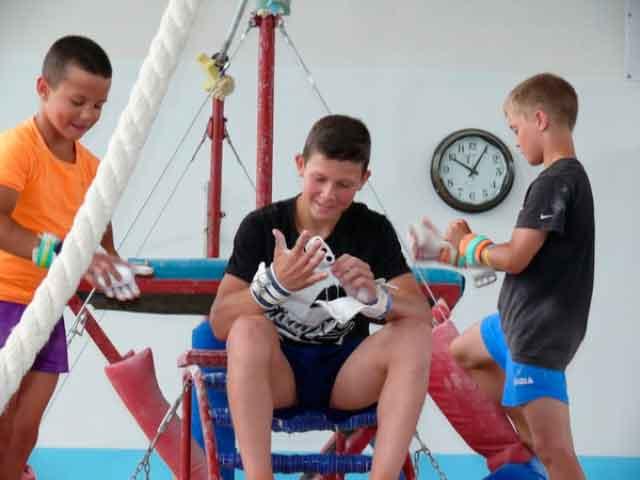 14-річний гімнаст зі Свидівка має безліч нагород