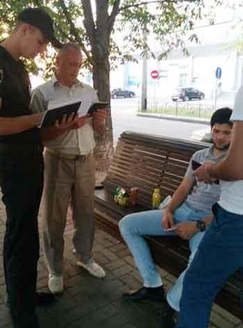 42 порушників міграційного законодавства виявили на Черкащині