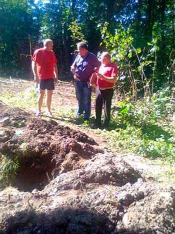 У селі Бачкурино планують побудувати водогін