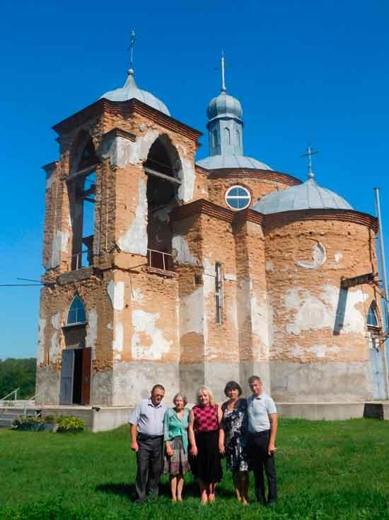 Професор ЧНУ вивчала туристичні маршрути Драбівського району