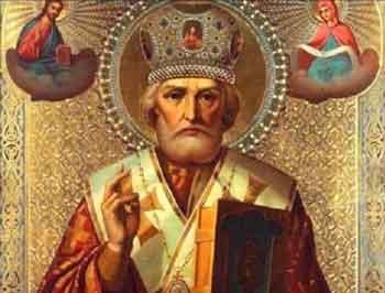 У Черкаси привезуть ікону з мощами святого Миколая
