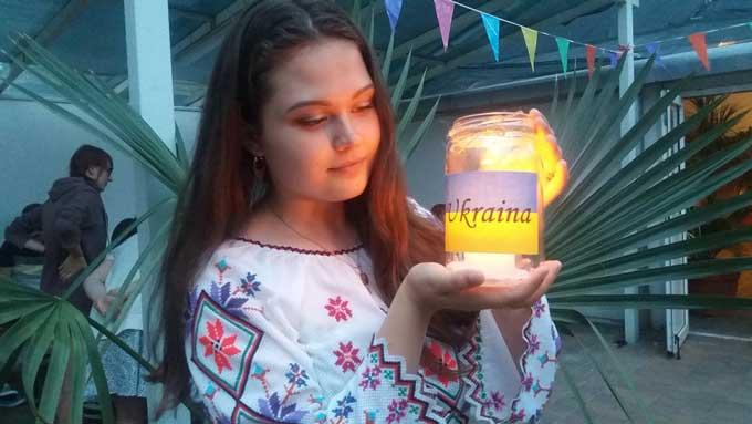 Студентка УДПУ пройшла літній курс польської мови та культури для іноземців