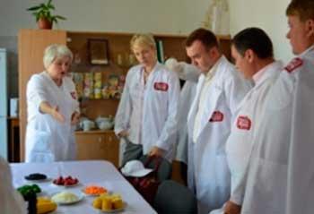 Заступник Міністра аграрної політики та продовольства України відвідала Черкащину