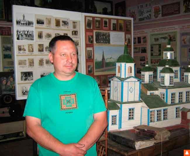 Незвичайний музей створив підприємець у Стебному