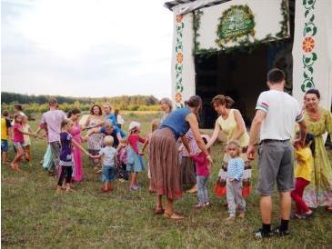 Наприкінці літа на Канівщині відбудеться третій екофестиваль «Землетворення»