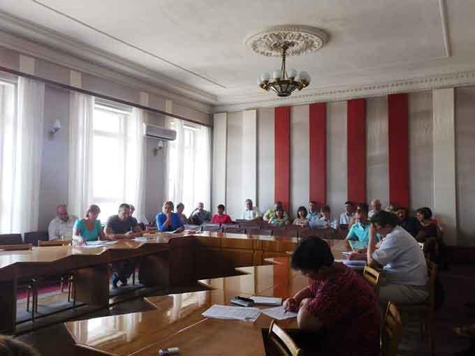 На Чорнобаївщині триває підготовка закладів освіти до нового навчального року