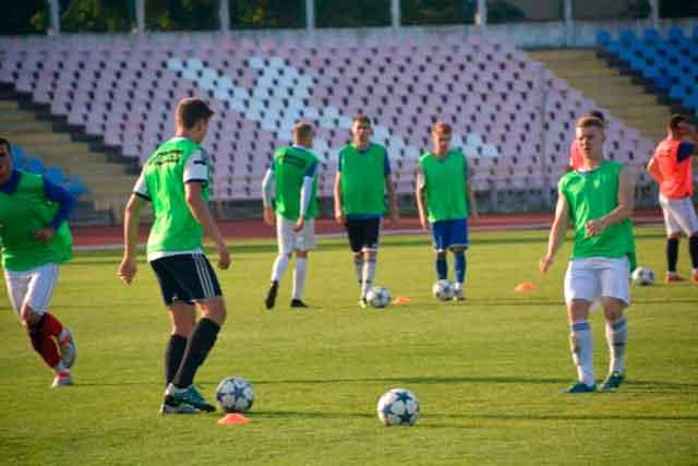 Черкаський Дніпро запрошує на відкрите тренування