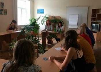 У Золотоноші відбувся спільний семінар на тему