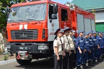 На Кам'янщині відкрито Центр безпеки громадян