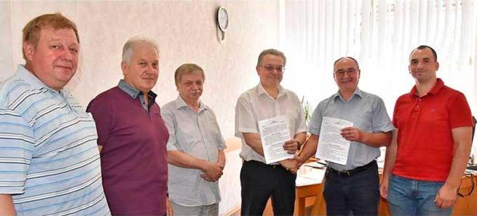 ЧДТУ та «Маїс» уклали договір про співпрацю