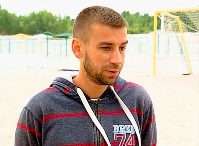 Олександр Лашко розповів про тренувальний табір «Черкаських Мавп-04»