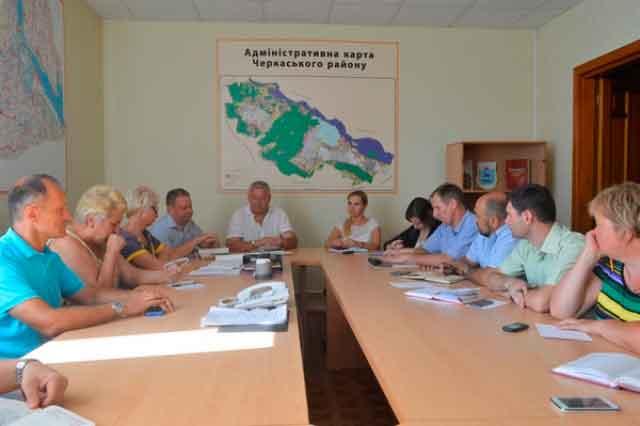 Соціальний захист учасників антитерористичної операції Черкаського району обговорили сьогодні у ході засідання Центру допомоги учасникам АТО.