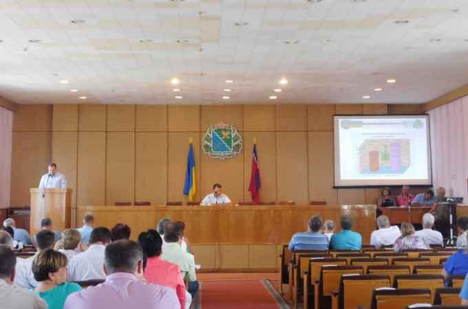 «Черкащани» не захотіли затверджувати звіт голови Чорнобаївської РДА
