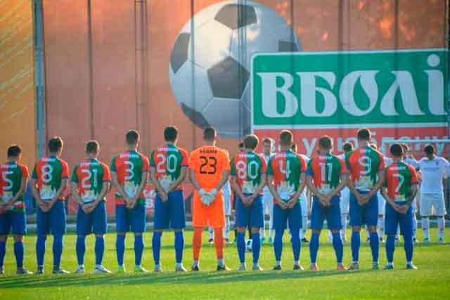 «Черкаський Дніпро» сьогодні у Луцьку зіграє з ФК «Волинь»