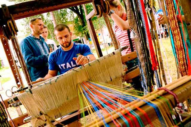 В Умані на фестивалі «Шіді-Ріді» хочуть встановити новий рекорд України