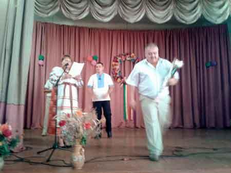 День села відсвяткували у Кантакузівці