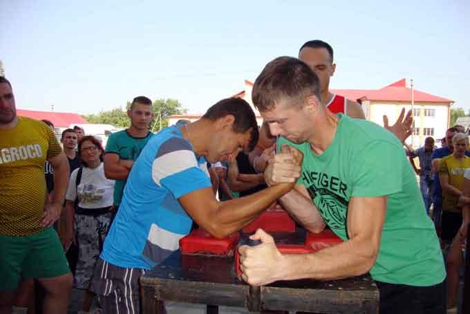 В Чорнобаї відбулися фінальні змагання «Найспортивніше село 2017»