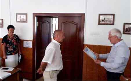 Батьки черкаського військовослужбовця отримали подяку