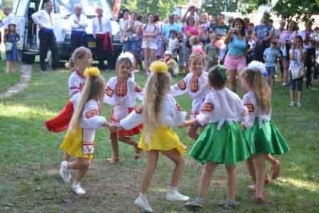 День села у Халаїдовому зібрав родини у дружнє коло