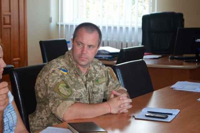 Черкаський район готується до вишколу загону територіальної оборони