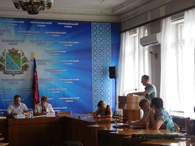 У Чорнобаївському РВК на військовому обліку перебуває 3868 військовозобов'язаних