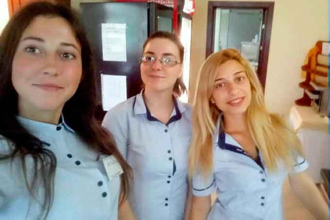 Студенти ЧНУ відпочивають та проходять практику у Болгарії