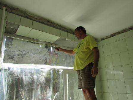 У садочках Шполи триває ремонт