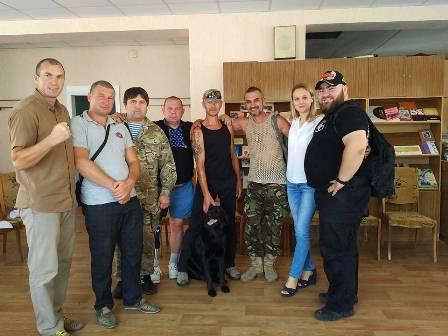 Відбулись заходи для ветеранів та родичів воїнів АТО Корсунщини