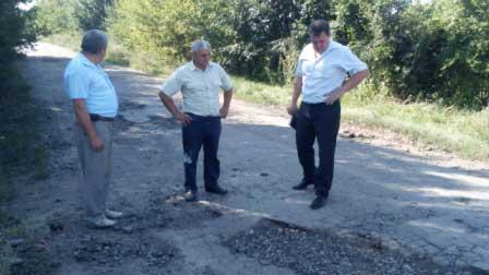 На Монастирищині незабаром розпочнеться ямковий ремонт доріг