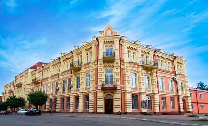 Уманський державний педагогічний університет