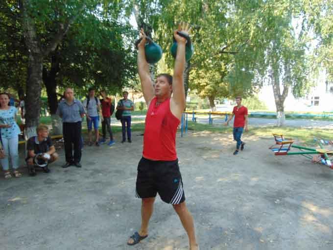 Княжа знову підтвердила звання найспортивнішого села району (фото)