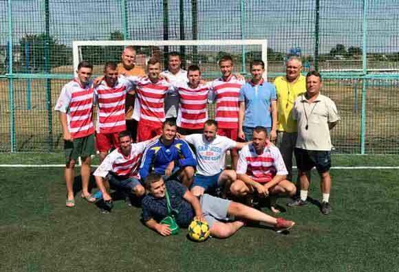 Футболісти з Лисянщини перемогли в зональних змаганнях «Найспортивніше село Черкащини»