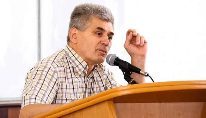 Юрій Оробець провів у ЧІПБ лекторій про здоровий спосіб життя – запоруку здорової нації
