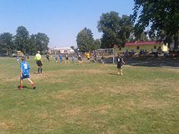 У Черкаському районі відбувся турнір з футболу, присвячений річниці Дня Незалежності