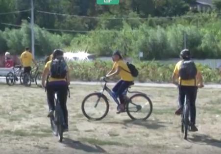 У Долині троянд відбувся велоквест (відео)