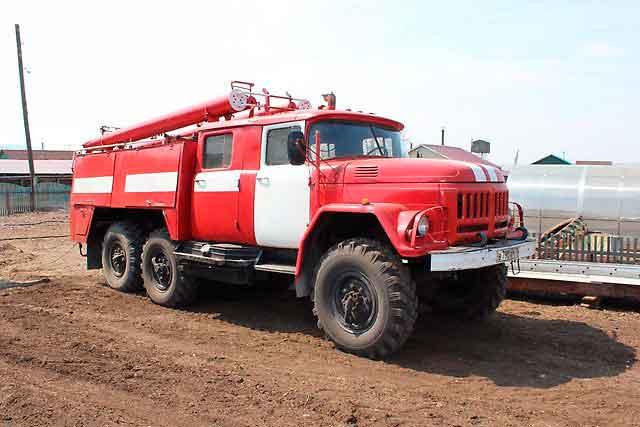 ЗіЛ-131 пожарка