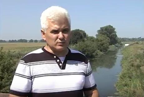 Річка Тясмин поступово зникає (відео)