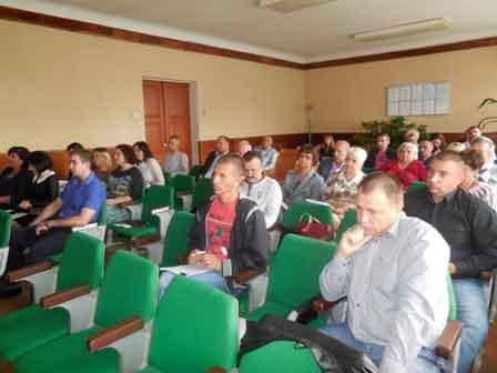 На сесії у Ватутіному розглянули 18 питань