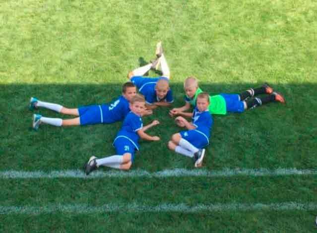 У Лебедині відбувся дитячий міжобласний футбольний турнір