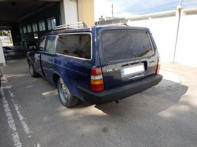У Черкасах виявили викрадений мотоцикл та Volvo з перебитим номером кузова
