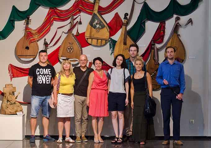 Представники німецького міста Фірзен відвідали Канів