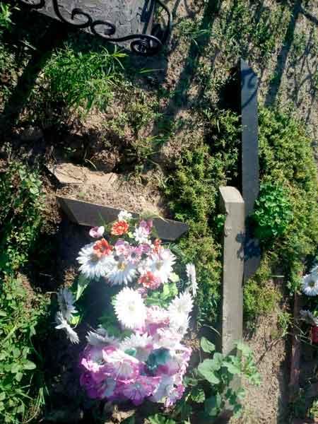 У Городищі вандали розкопують могили