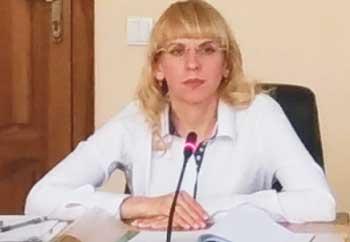 Олена Звягінцева розповіла про водні об'єкти Черкащини