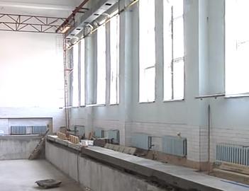 У Черкасах сучасно оновили басейн на центральному стадіоні (відео)